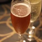 ビストロ アマービレ - ビール、スパークリング