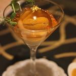 ビストロ アマービレ - 前菜の盛り合わせ