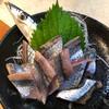 立呑旬鮮 すーさん - 料理写真:秋刀魚のお刺身