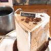 オーガニックガーデン - 料理写真:紅茶のシフォンケーキとコーヒー