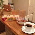 ソレイユ - コーヒーとお菓子