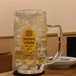 串揚げと樽生ビール 和が家 -