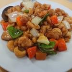 シン成 - 料理写真:・鶏肉とカシューナッツ炒め 680円