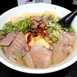 中国蘭州牛肉ラーメン 国壱麺 - 料理写真:国壱麺の蘭州牛肉ラーメン