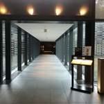 日本料理 水簾 - この渡り廊下の奥です