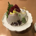 日本料理 水簾 - お造り