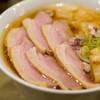 らーめん 鴨to葱 - 料理写真:鴨とわんたん