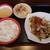 中華レストラン 長城 - 料理写真:エビとカシューナッツのオイスターソース炒めとライスセット