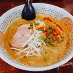 火門拉麺 - 料理写真:
