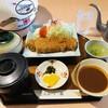 和風お食事亭 とんかつ一番 - 料理写真:とんかつセット 1000円