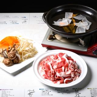 集え!ラム肉大好き道産子よ!◆【ラムしゃぶ食べ飲み放題】◆