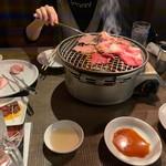 近江牛 焼肉 囘 -
