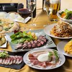 タント・タント - 料理写真:忘年会新年会にぴったりの飲み放題付きプラン