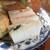 マナーハウス モトヤマ - 料理写真:ハムときゅうりのフィンガーサンドイッチ・生ハムのホットバゲットサンド