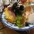マナーハウス モトヤマ - 料理写真:生ハムのホットバゲットサンド・ピクルスとブラックオリーブ・ホームメイドスコーン自家製マヌカハニークロテッドクリーム添え