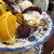 マナーハウス モトヤマ - 料理写真:季節のフルーツ3種・ホイップクリームとベリーソース・ホームメイドクッキー2種
