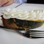 チャチャブー - かぼちゃのケーキ(裏)