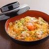 炭火やきとり 萩 - 料理写真:鶏出し親子丼