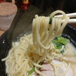 118542493 - 四之宮商店製造麺 モッチモッチ(^-^)