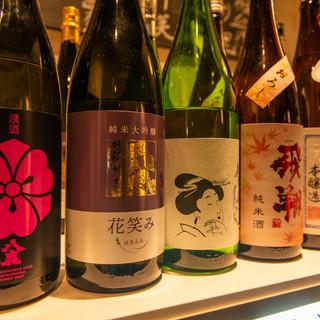 日本酒・焼酎はすべて大分の《地酒》*地ビールも楽しめます!