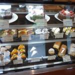 パルフォア - 料理写真:可愛いケーキ達