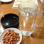 中華料理 華宴 - 料理写真:まろやか芋焼酎