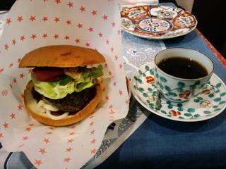 レストハウス・リベラ - 佐世保バーガーとコーヒー