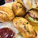 118551345 - 私が買ったパンたち♡(*^◯^*)買いすぎ?
