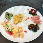 Ar's Italian Cuisine - 前菜、4人分