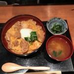 森川 - 究極の親子丼(1100円)