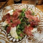 イルザッカヤ - 梨と生ハムのサラダ