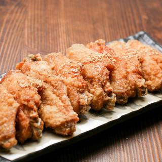 名古屋コーチンが楽しめる鶏料理店の人気【手羽先】を手軽に★