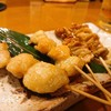 Izakayaitoi - 料理写真:焼鳥 ぼんじり かわ