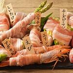 乾酪茶屋 チーズカフェアンド - 料理写真:野菜串