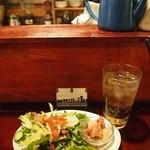 サラサ3 - 梅酒ソーダ