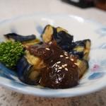 みどり食堂 - 茄子の煮物