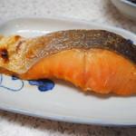 みどり食堂 - 焼鮭