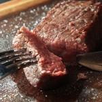 肉バル ITTOKU - 黒毛和牛のグリルステーキ