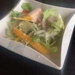 りんご庵 - 料理写真:サラダ