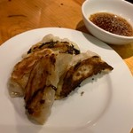 ハモニカキッチン - 餃子