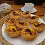 Margaret's cafe e Nata - 料理写真:熱々サクサク&トロリ