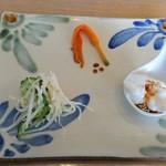 食堂 ファイダマ - 前菜