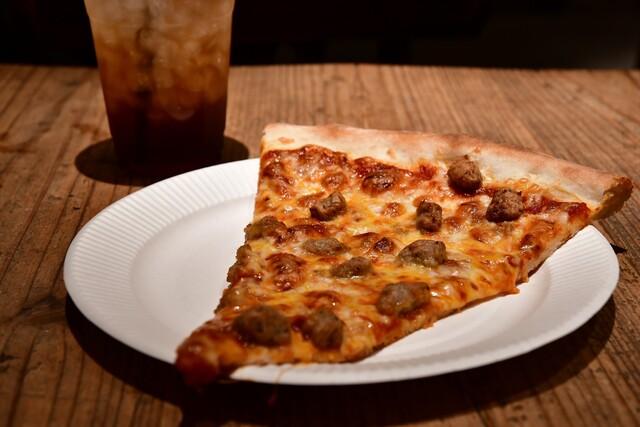 Pizza Slice 2 Omotesando Pizza Tabelog