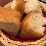 フタツボシ - 自家製パン220円