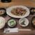あぶり処 武蔵 - 料理写真:豚の生姜焼き定食(1,000円 税込)