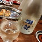 居酒屋 ※米屋 - 獺祭 純大 磨き3割9分