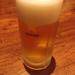 118591174 - ビール(600円)