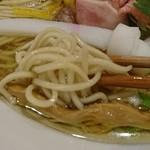 Mugitooribu - 麺 細麺ストレートのロング