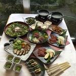 ホテル サンオーシャン - 料理写真:徳仙コ-ス