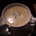 ノンノ ノンナ - 料理写真:コーンスープ